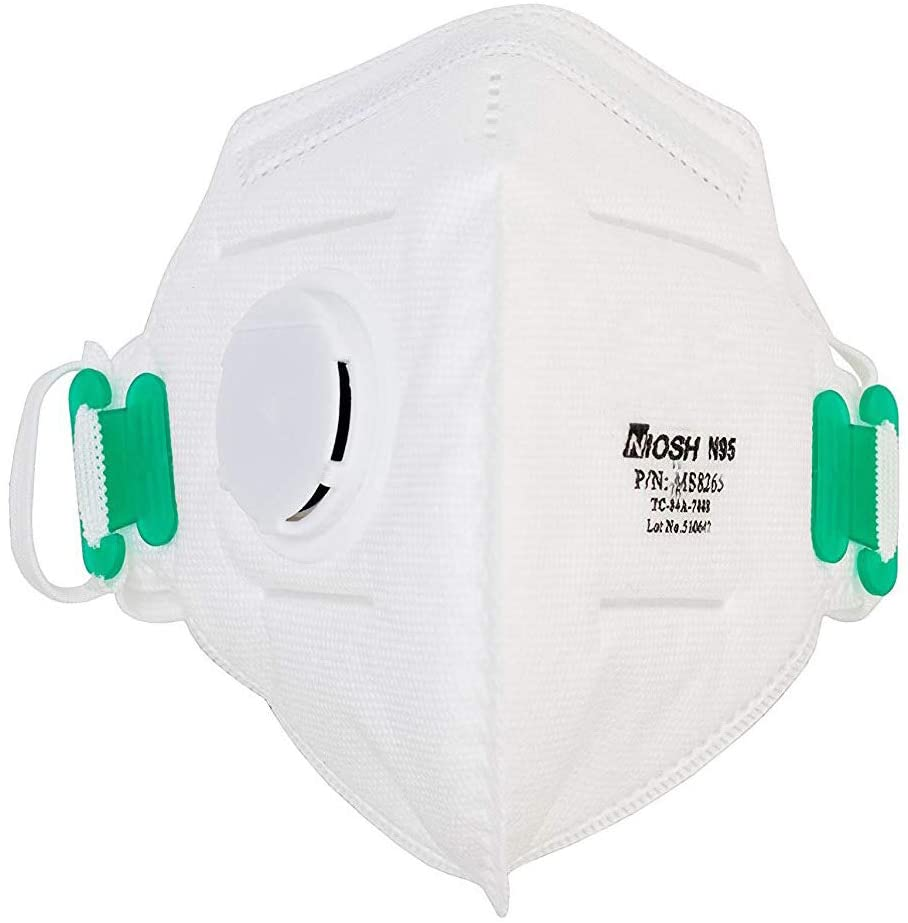 Pneumatic Plus N95 Disposable Dust Mask