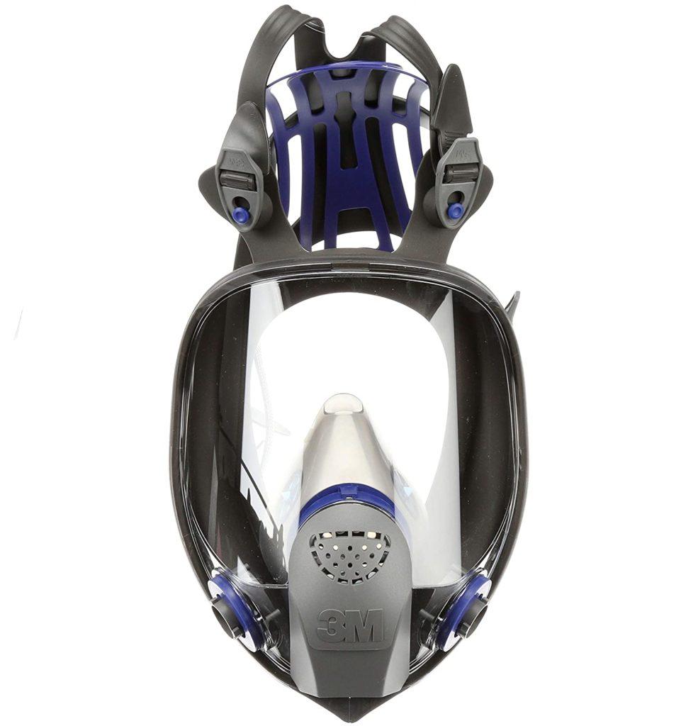 3M FF-402 reusable respirator