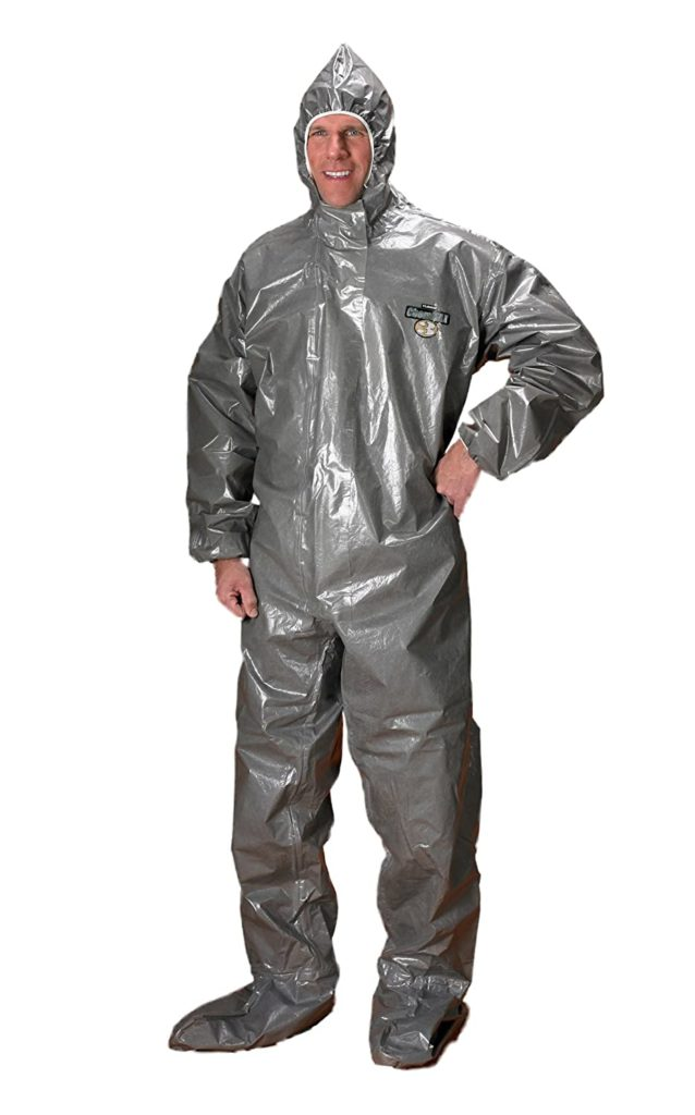 Lakeland ChemMax 3 Hazmat Suit