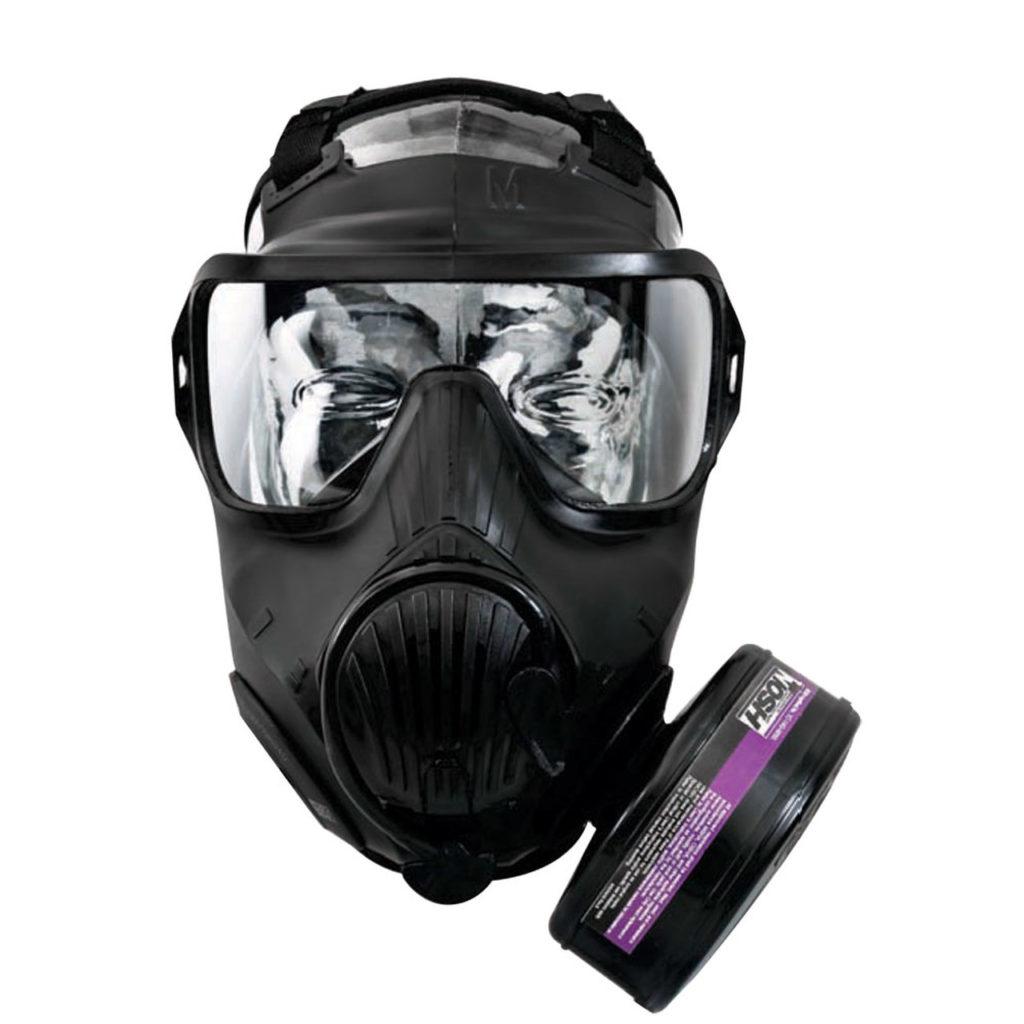 Avon C50 CBRN Gas Mask