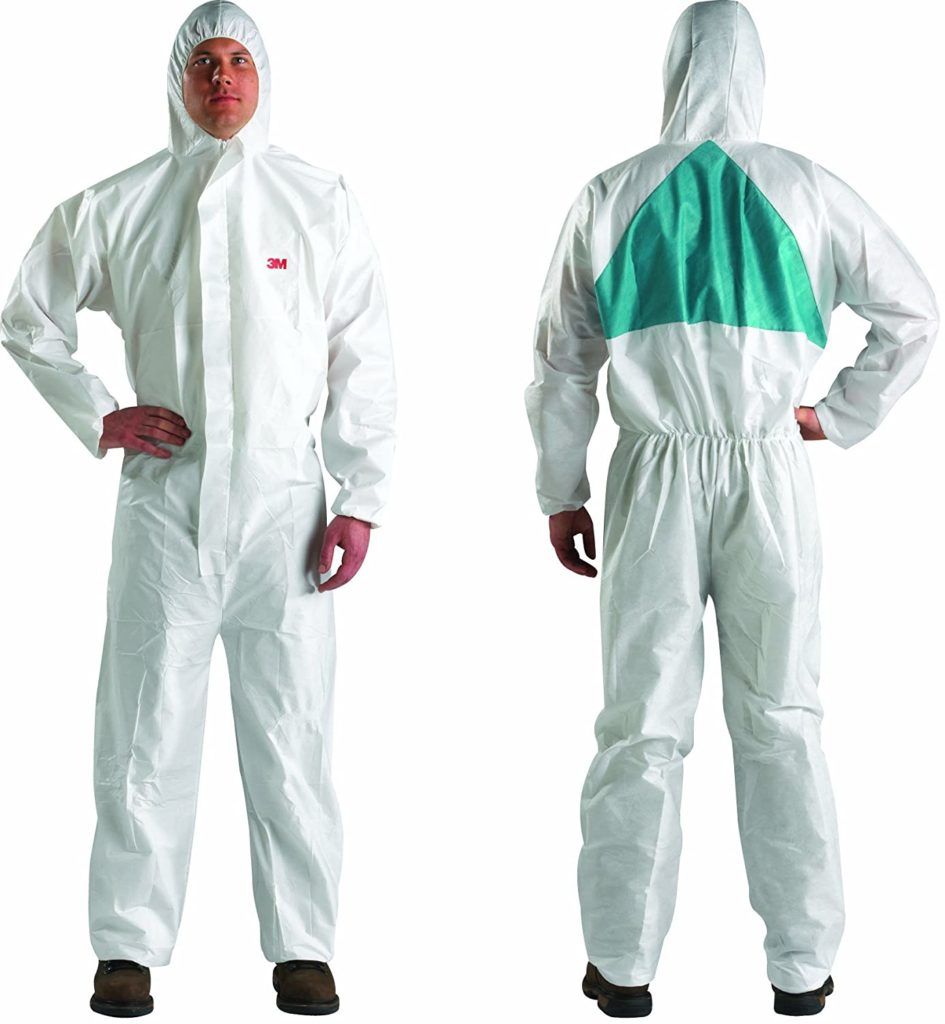 3M 4520 Disposable Protective Coverall