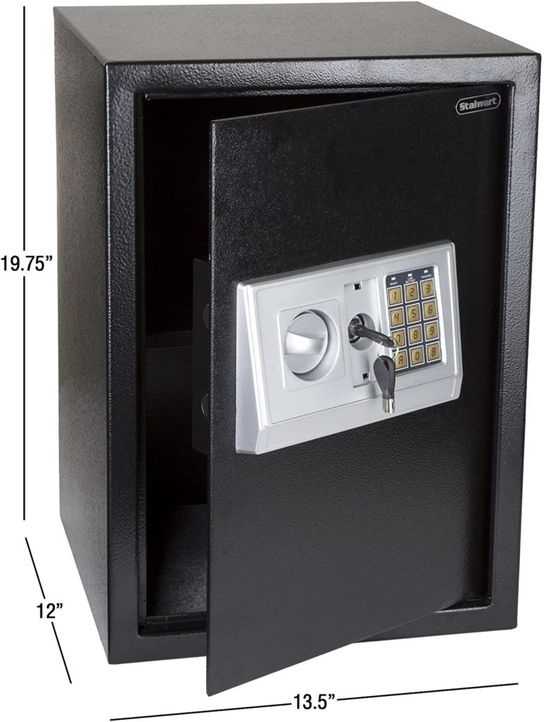 Stalwart Digital Safe