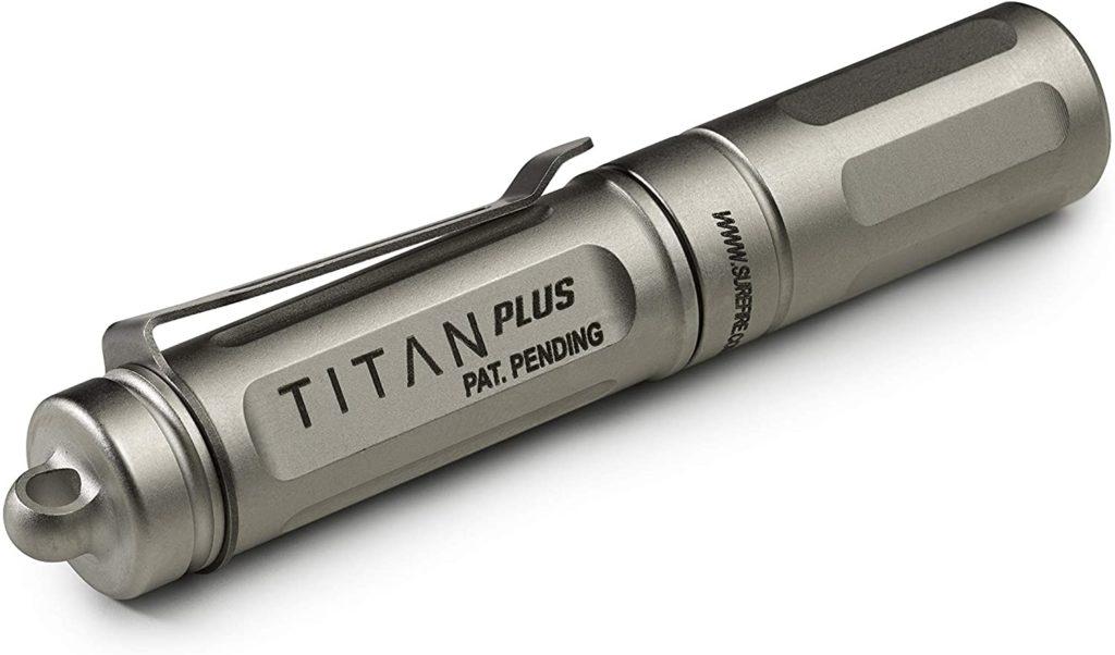 SureFire Titan Plus Tactical Flashlight
