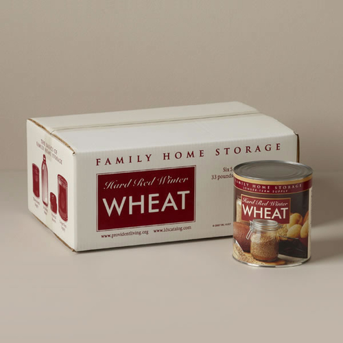 Family Home food storage