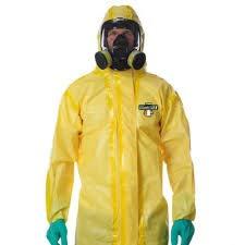 Lakeland ChemMax 1 hazmat suit