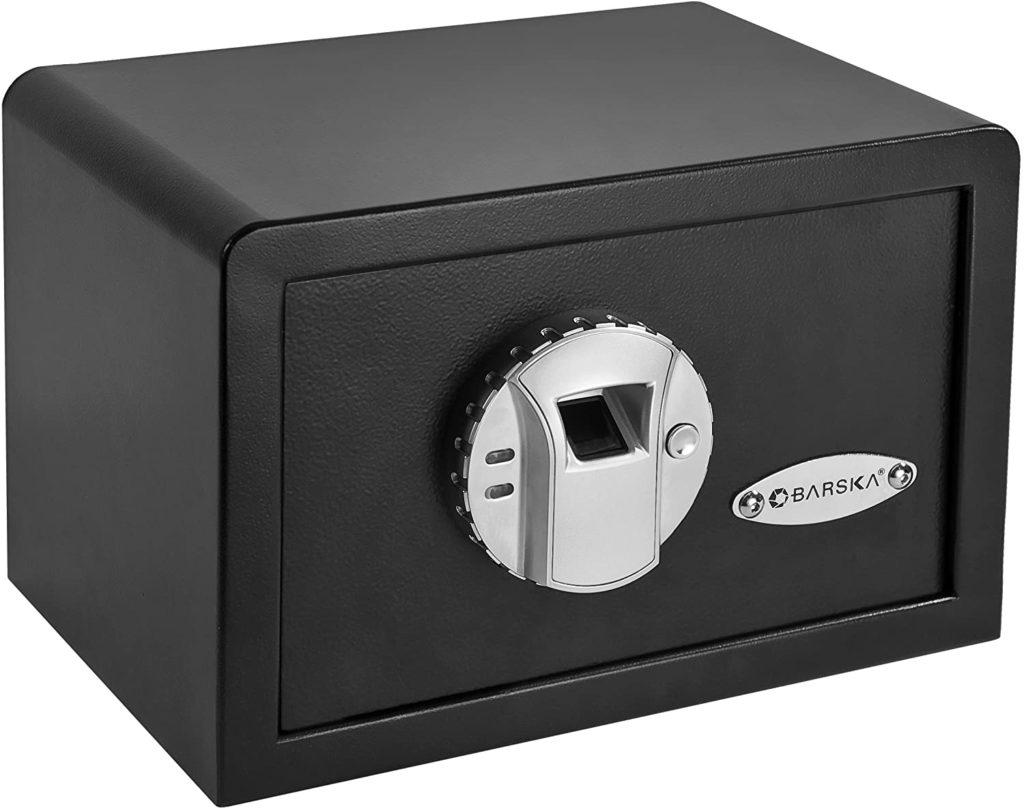 BARSKA AX11620 Biometric Home Safe