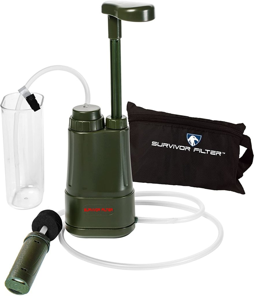 survival filter pro