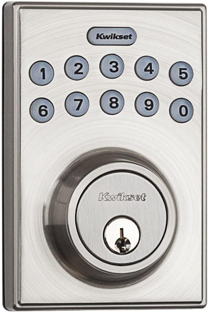 Kwikset 92640-001 Keypad Deadbolt