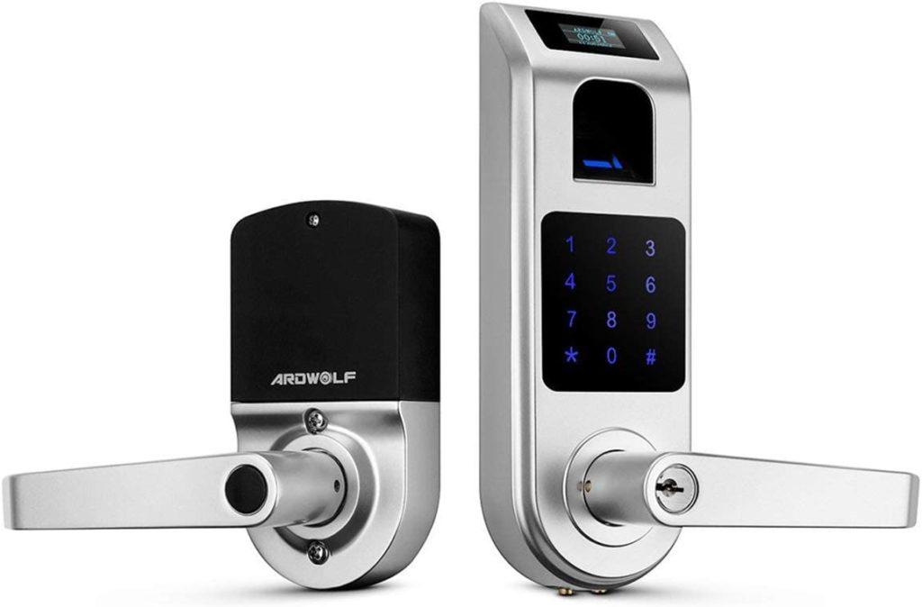 ARDWOLF A10 Biometric Door Lock