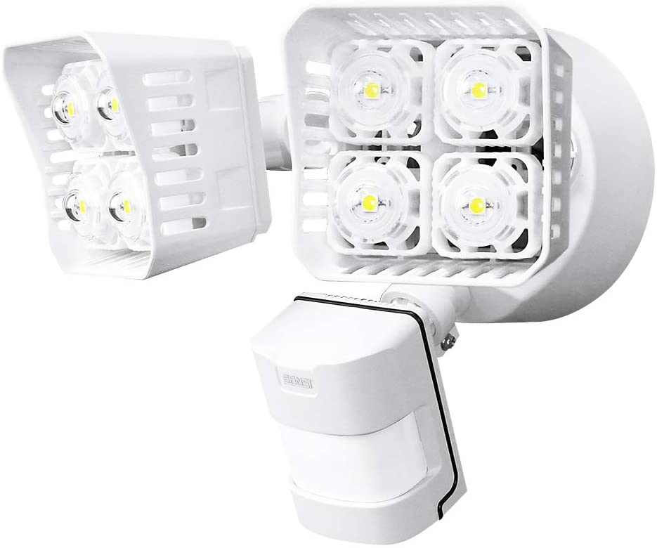 SANSI 36W LED Motion Sensor Outdoor Security Light